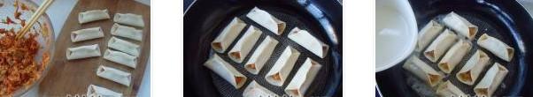 辣白菜锅贴的做法图文步骤
