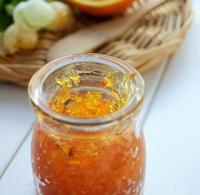 橙皮酱的做法