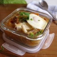 酸辣太阳蛋汤的做法