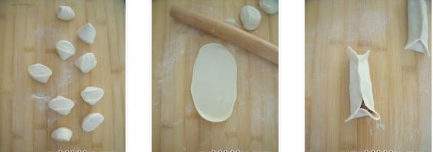 白菜猪肉锅贴的做法图文步骤