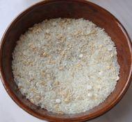 燕麦腊肠饭的做法图文步骤