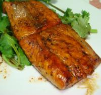 黑椒三文鱼的做法