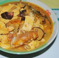香菇豆腐鱼的做法