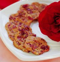 情人节晚餐:奶香玫瑰煎蛋饼的做法