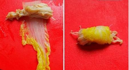 剁椒金针卷的做法图文步骤