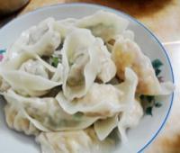 鱼肉饺子的做法