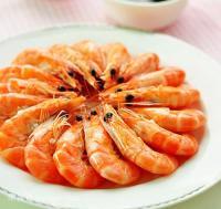 补钙荤菜 盐水虾的做法