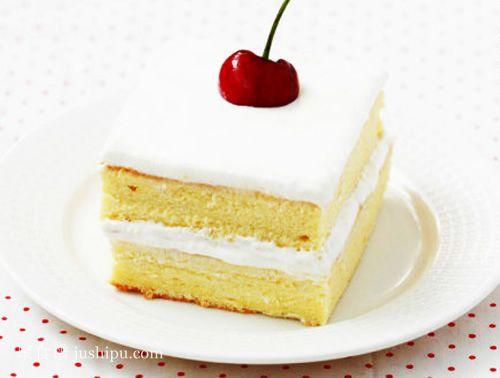 开胃点心 酸奶蛋糕的做法