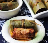 宴客荤菜 秘制香扎肉的做法