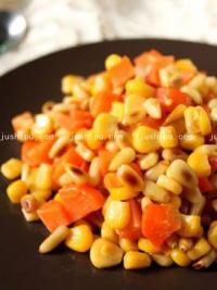 美食天下松仁玉米的做法