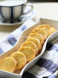 玉米黄油饼干的做法
