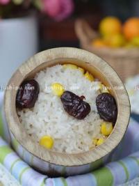 美食天下竹筒饭的做法