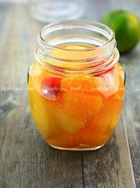 美食天下水果罐头的做法
