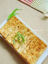 下饭菜 孜然豆腐的做法