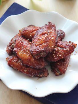美食天下腐乳烤鸡翅的做法