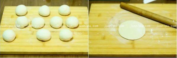 枣花馍的做法 jushipu.com