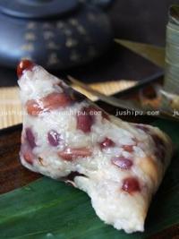 八宝莲子粽的做法