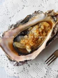 烤海蛎子的做法