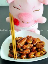 五香蚕蛹的做法