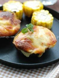 芝士奶油焗红薯的做法