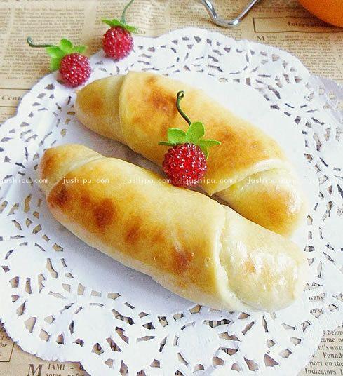 奶香小餐包的做法 jushipu.com