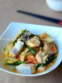 海鳗咸菜的做法