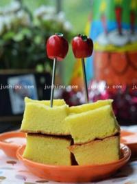 香甜蛋糕的做法