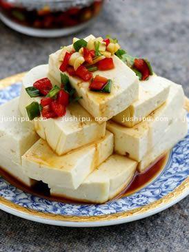 石磨豆腐的做法