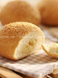 奶酥椰蓉小甜包的做法