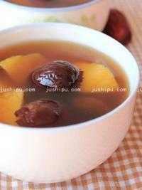 红薯老姜红糖水的做法