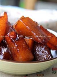 美食天下红烧冬瓜的做法