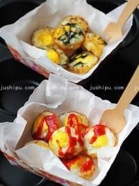 美味烤鸟蛋的做法