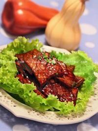 家常菜 酱汁杏鲍菇的做法