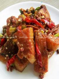 宴客菜 糍粑鱼的做法