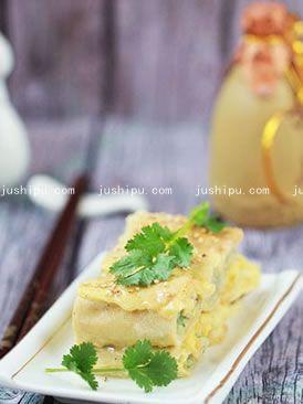 韭菜锅贴卷的做法