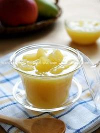 小点心 苹果玉米羹的做法