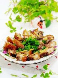 虾酱蒸烧肉的做法