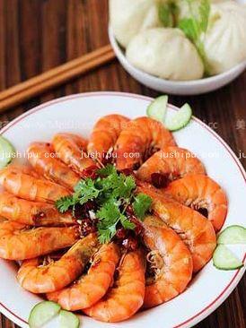 家常菜水煮香辣虾的做法