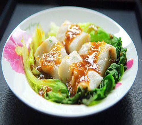 早餐肠粉的做法 jushipu.com
