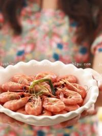 家常菜 白灼虾的做法