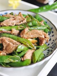 家常菜 辣椒炒肉的做法