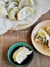 香辣豇豆烫面蒸饺的做法
