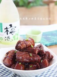 家常菜 油豆腐烧肉的做法