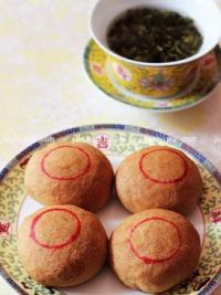 自来红月饼的做法