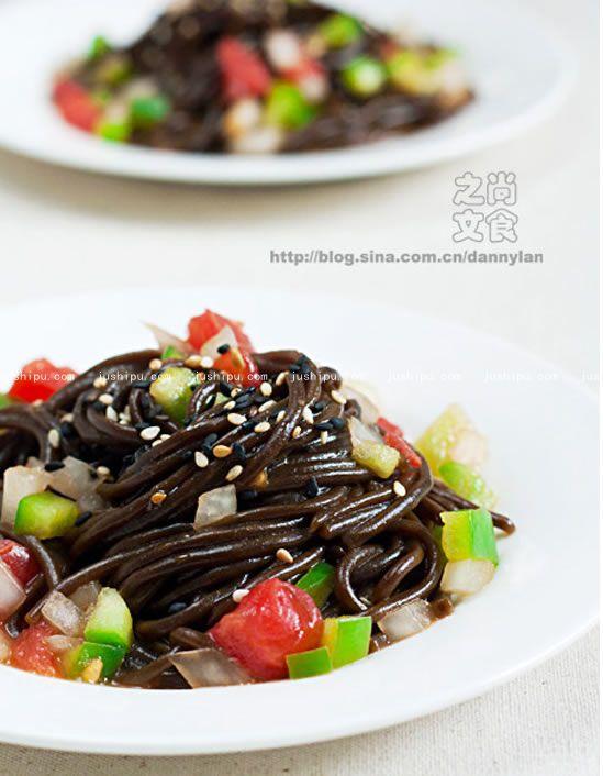 三蔬蕨根粉的做法 jushipu.com