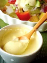 自制蛋黄酱的做法