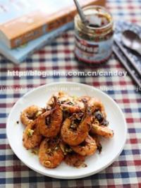 招牌酱虾的做法