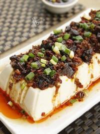 家常菜 肉酱豆腐的做法