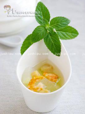 煲汤 冬瓜鲜贝汤的做法