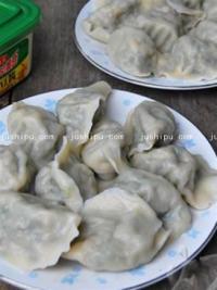 猪肉豇豆馅水饺的做法